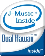J-Music Inside logo